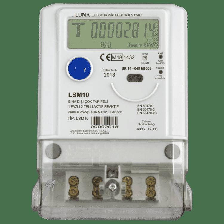 Akıllı elektrik sayacı
