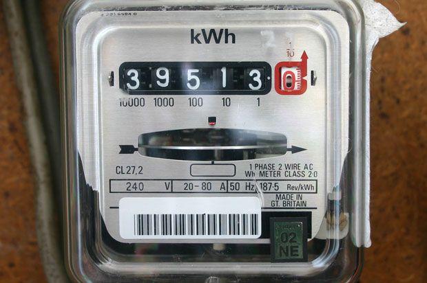 elektrik sayacı